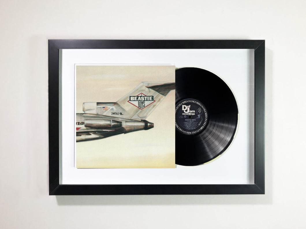 Beastie Boys- Licensed to Ill Framed 12