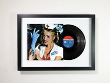 "Blink 182- Enema of the State Framed 12"" Vinyl"