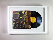 "David Bowie- The Rise and Fall of Ziggy Stardust and the Spiders from Mars Framed 12"" Vinyl"