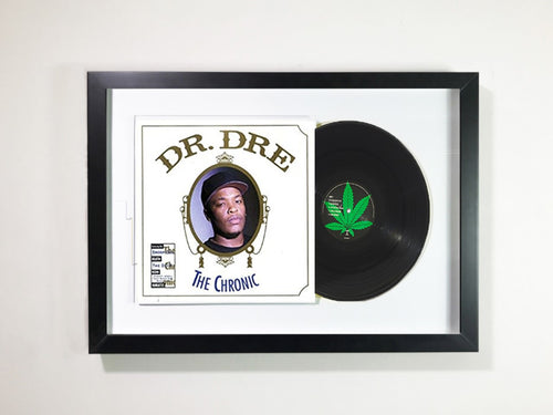 Dr Dre- The Chronic Framed 12