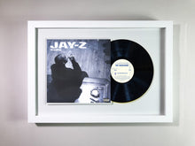 "Jay Z - The Blueprint Framed 12"" vinyl"