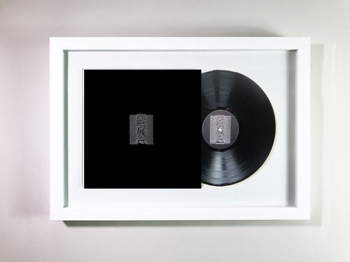 Joy Division- Unknown Pleasures Framed 12