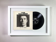 "Liam Gallagher- As You Were Framed 12"" Vinyl"