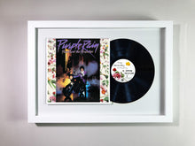 "Prince- Purple Rain Framed 12"" Vinyl"