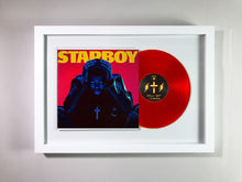 "The Weeknd- Starboy Framed 12"" Vinyl"