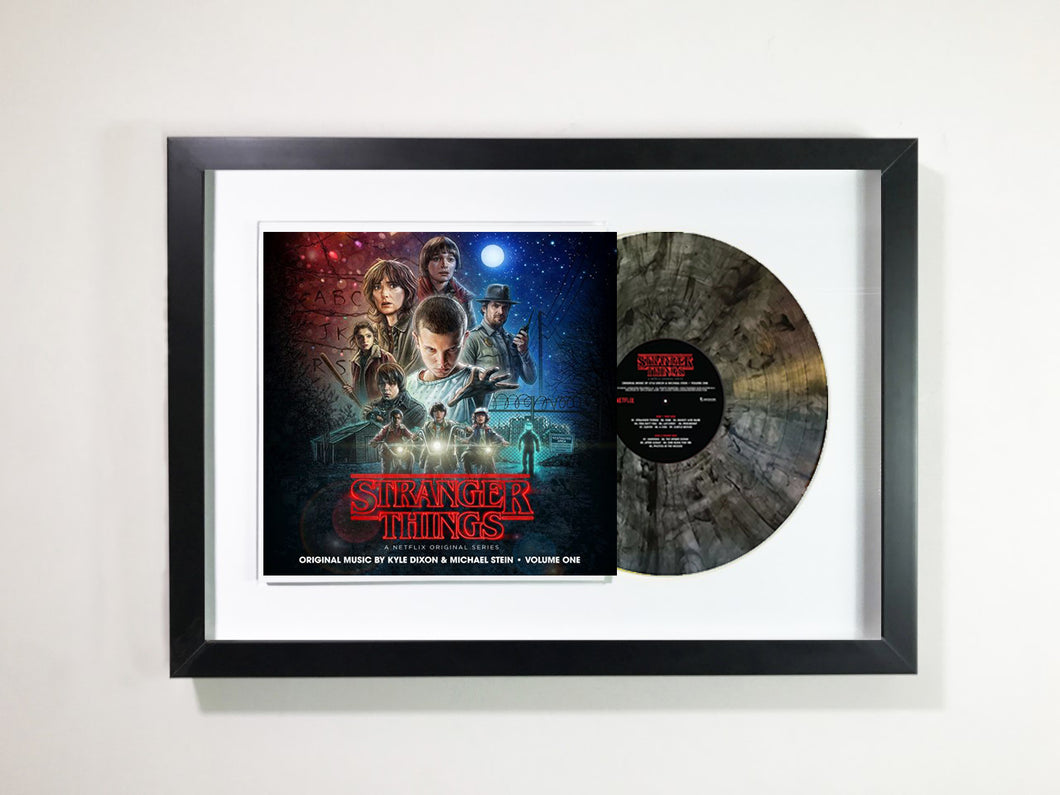 Stranger Things Vol. 2 framed 12
