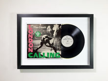 "The Clash- London Calling Framed 12"" Vinyl"