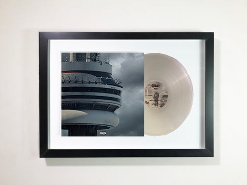 Drake - Views Framed 12