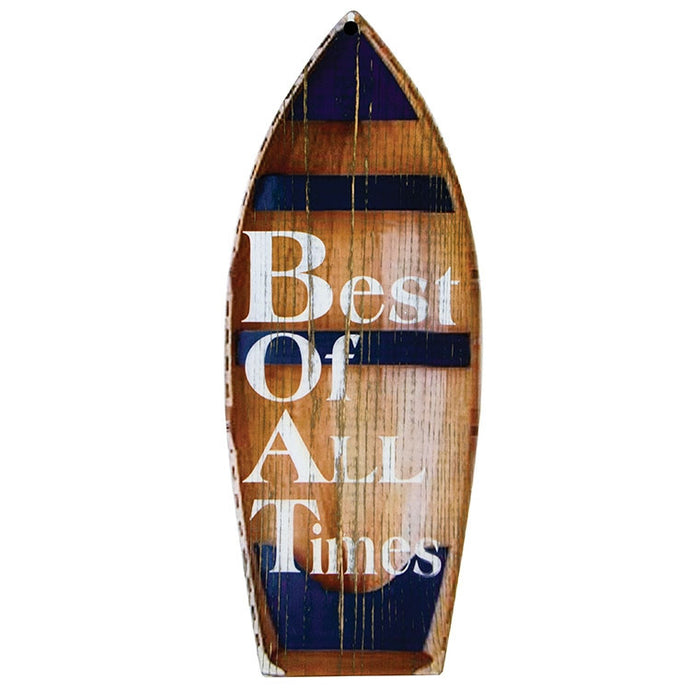 BOAT - Best of All Time Sign - 6