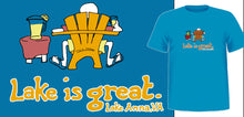 Lake is Great Lake Anna - Adirondack Chair Tee - PRE-ORDER