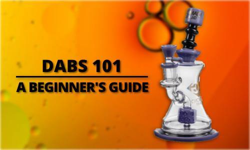 Dabs | A Beginner's Guide To Dabbing Wax & Shatter