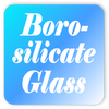 High-Grade Borosilicate Glass Icon