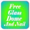 Free Glass Dome and Nail Icon