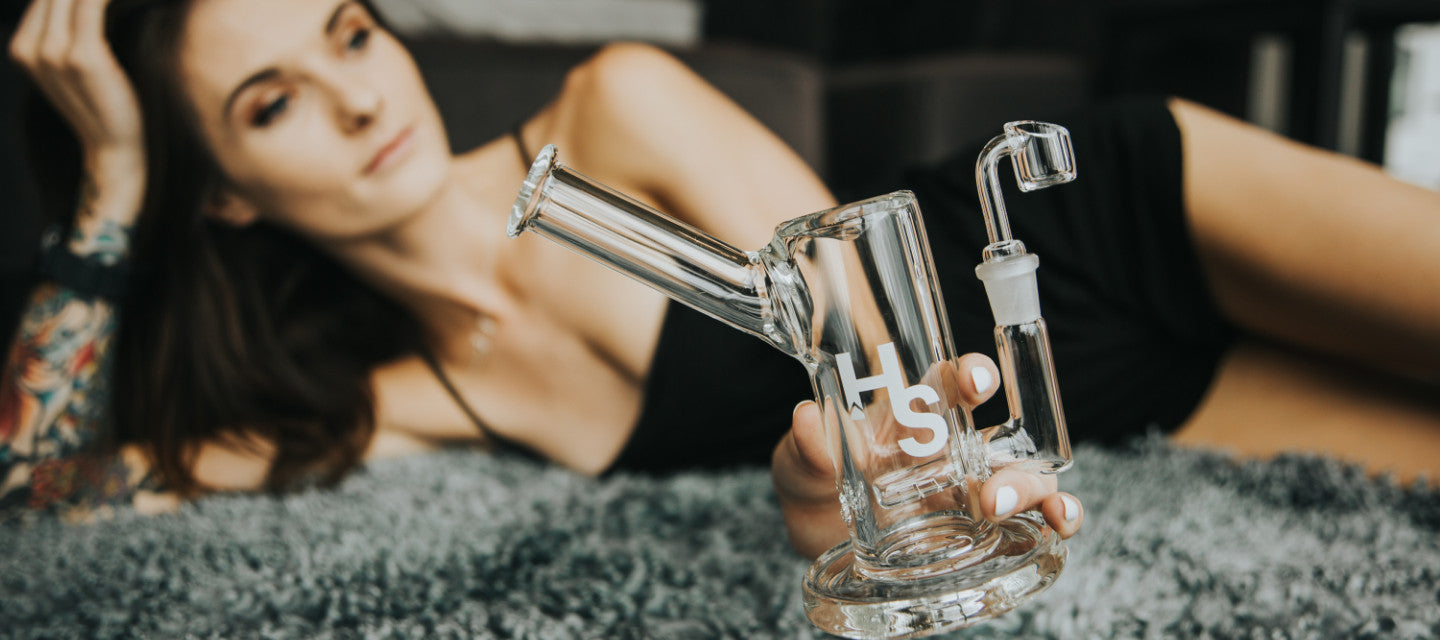 Higher Standards Heavy Duty Dab Rig | The710Source.com