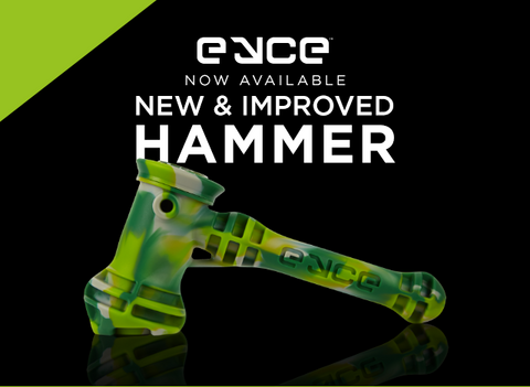 Eyce Hammer Bubbler Pipe | The 710 Source