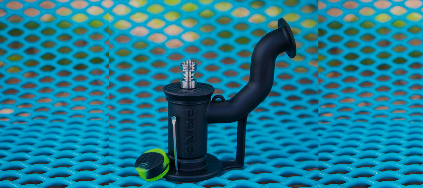 EYCE Silicone Dab Rig | The710Source.com