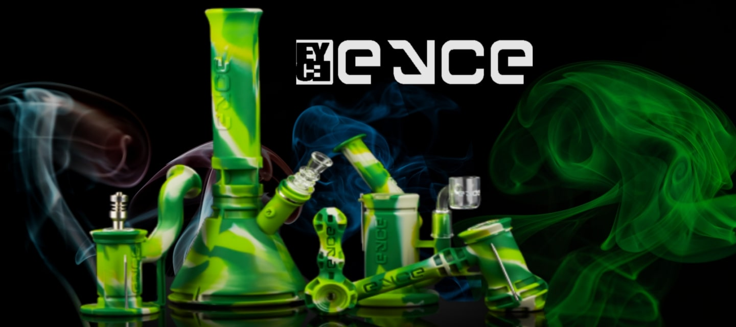Eyce Silicone Pipes and Bongs