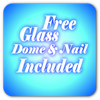 Free Glass Dome & Nail Icon
