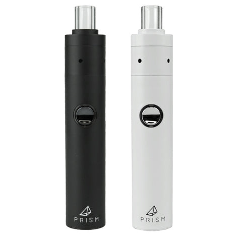 The 710 Source | KandyPens Prism Plus Vaporizer | Black and White