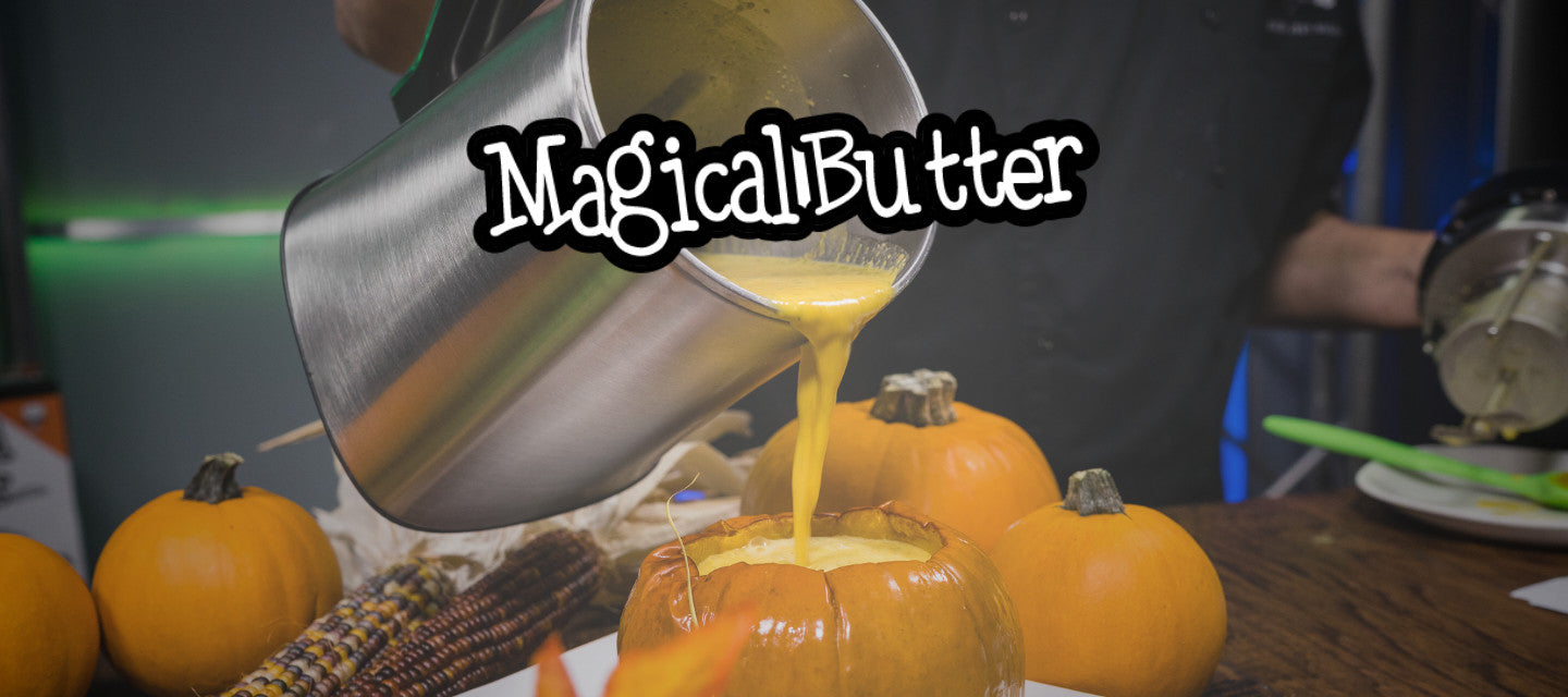 Magical Butter Herb Infusion Machine