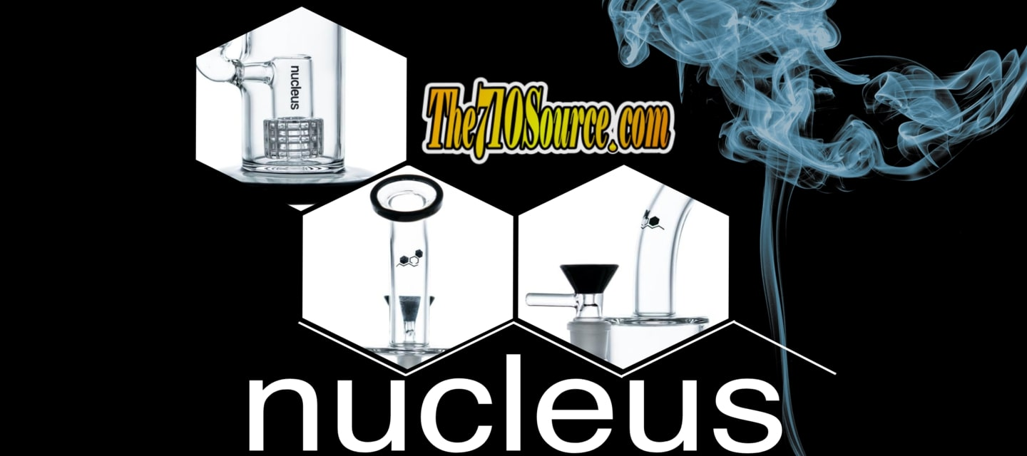Nucleus Glass Bongs and Water Pipes