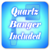 Quartz Banger Included Icon