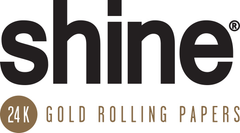 Shine 24K Gold Rolling Papers | The710Source.com