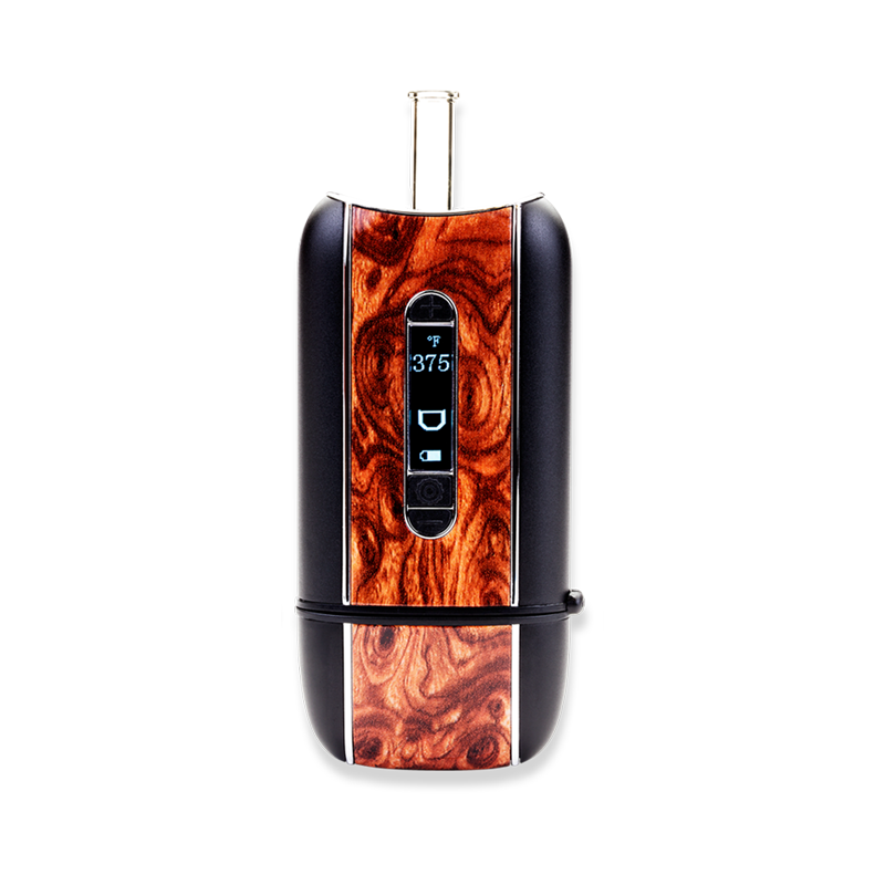 DaVinci Ascent Vaporizer - Burl Wood | The710Source.com