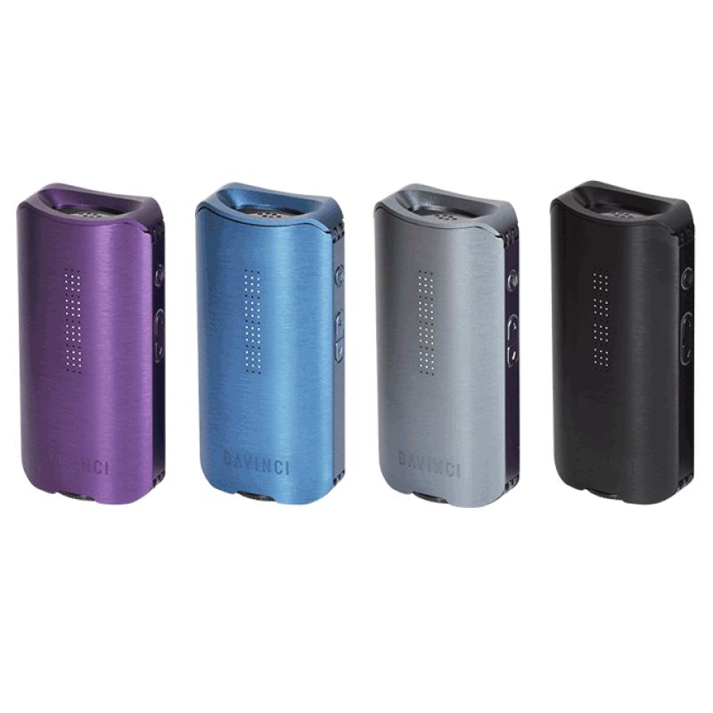 DaVinci IQ2 Vaporizer - Colors | The710Source.com