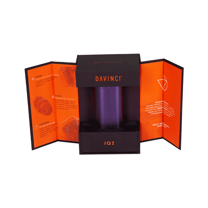 DaVinci IQ2 Vaporizer Kit | The710Source.com
