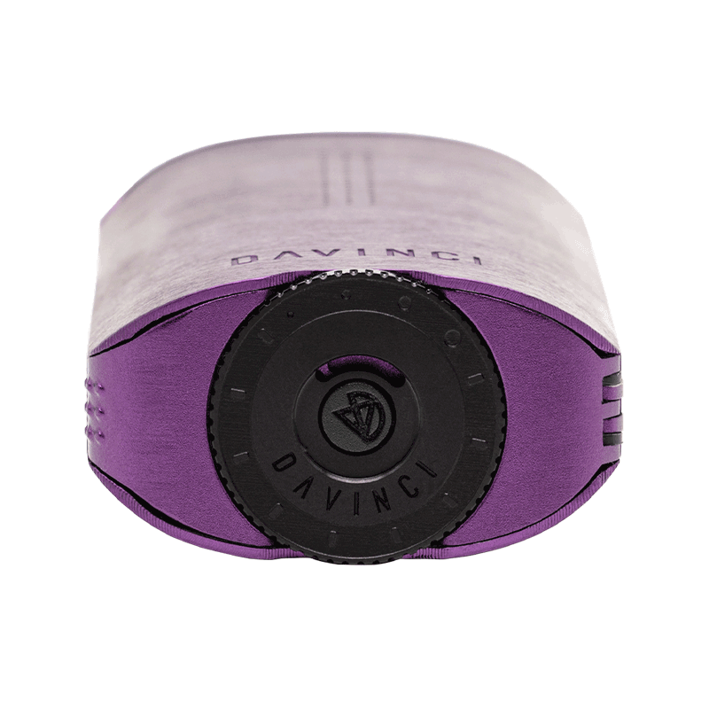 DaVinci IQ2 Vaporizer Bottom - Purple | The710Source.com