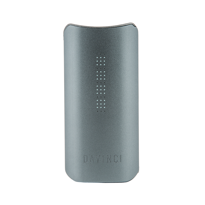 DaVinci IQ Vaporizer - Gun Metal | The710Source.com