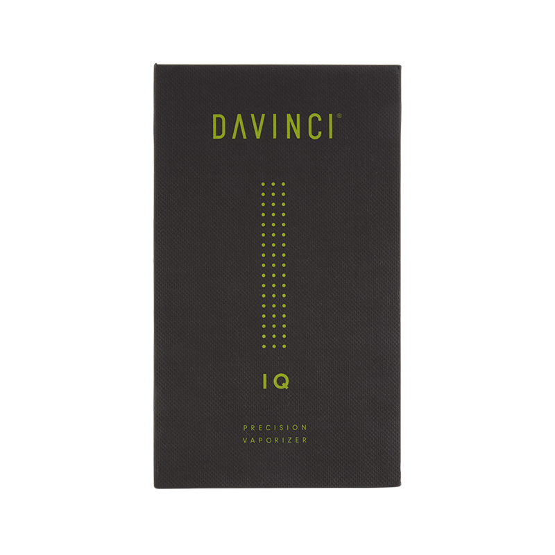 DaVinci IQ Vaporizer Package | The710Source.com