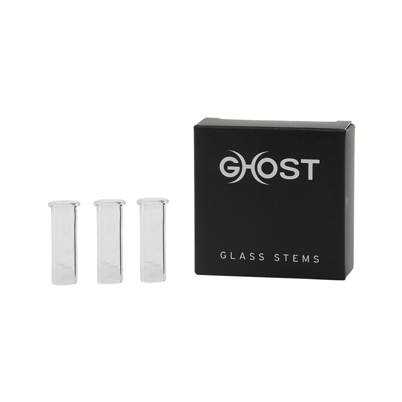 Ghost MV1 Vaporizer Replacement Glass Stems | The710Source.com