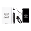 KandyPens Crystal Vaporizer Kit - Black | The710Source.com