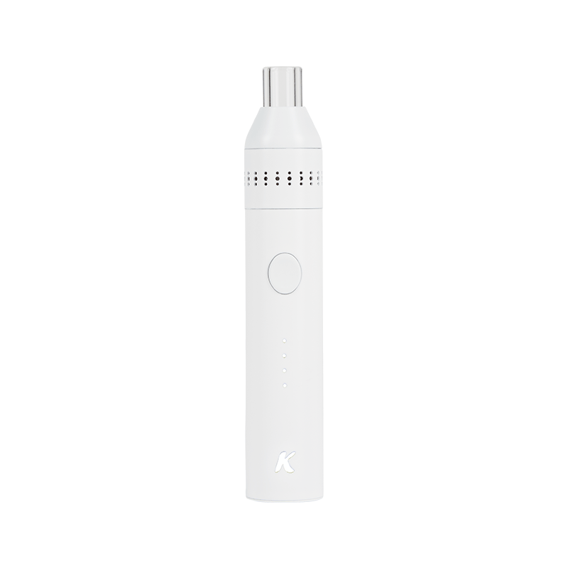 KandyPens Crystal Vaporizer - White | The710Source.com