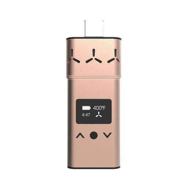 AirVape Xs Vaporizer - Rose Gold | The710Source.com