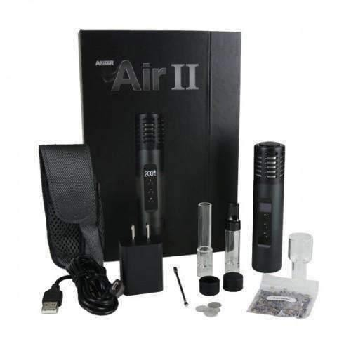 Arizer Air II Dry Herb Vaporizer Kit | The710Source.com