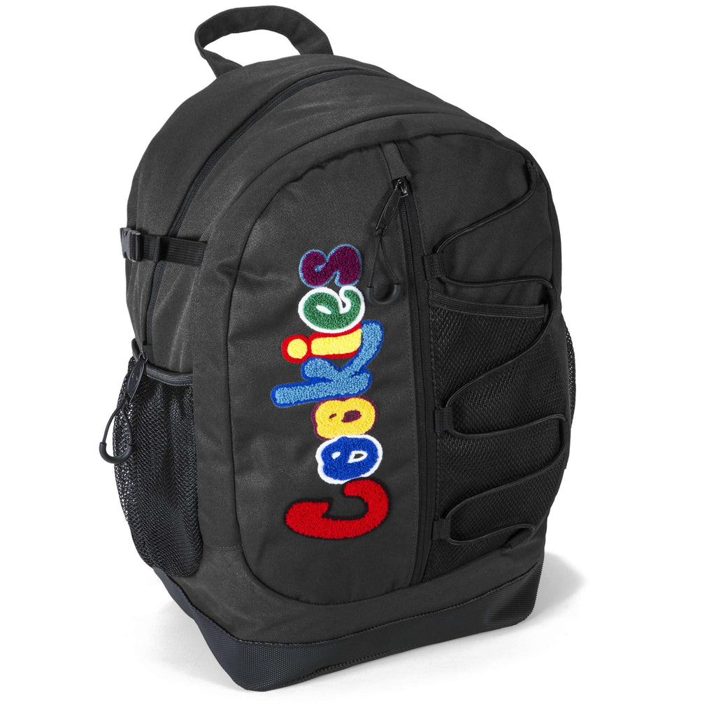 Cookies SF Bungee Backpack - Black | The710Source.com