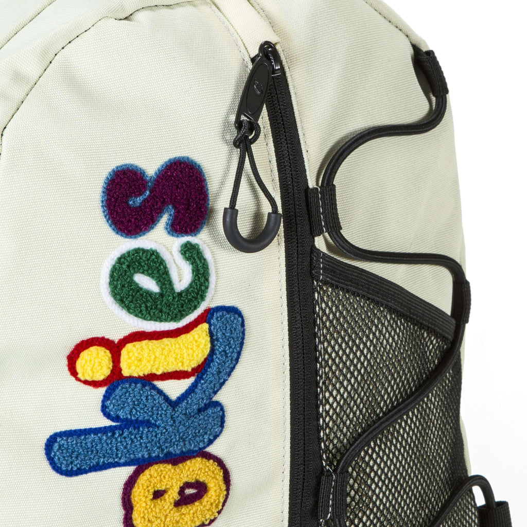 Cookies SF Bungee Smellproof Backpack - Cream | The710Source.com