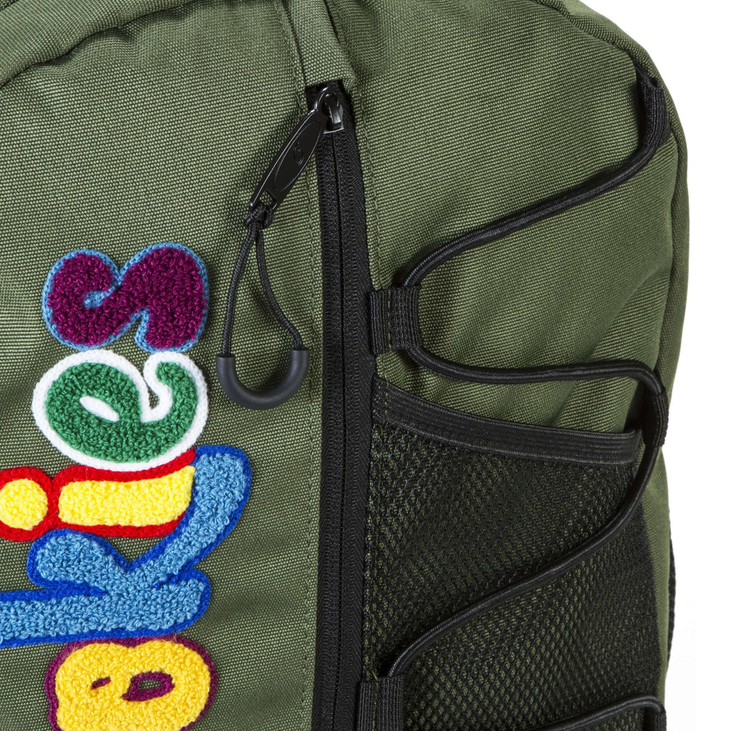 Cookies SF Bungee Smellproof Backpack - Olive | The710Source.com
