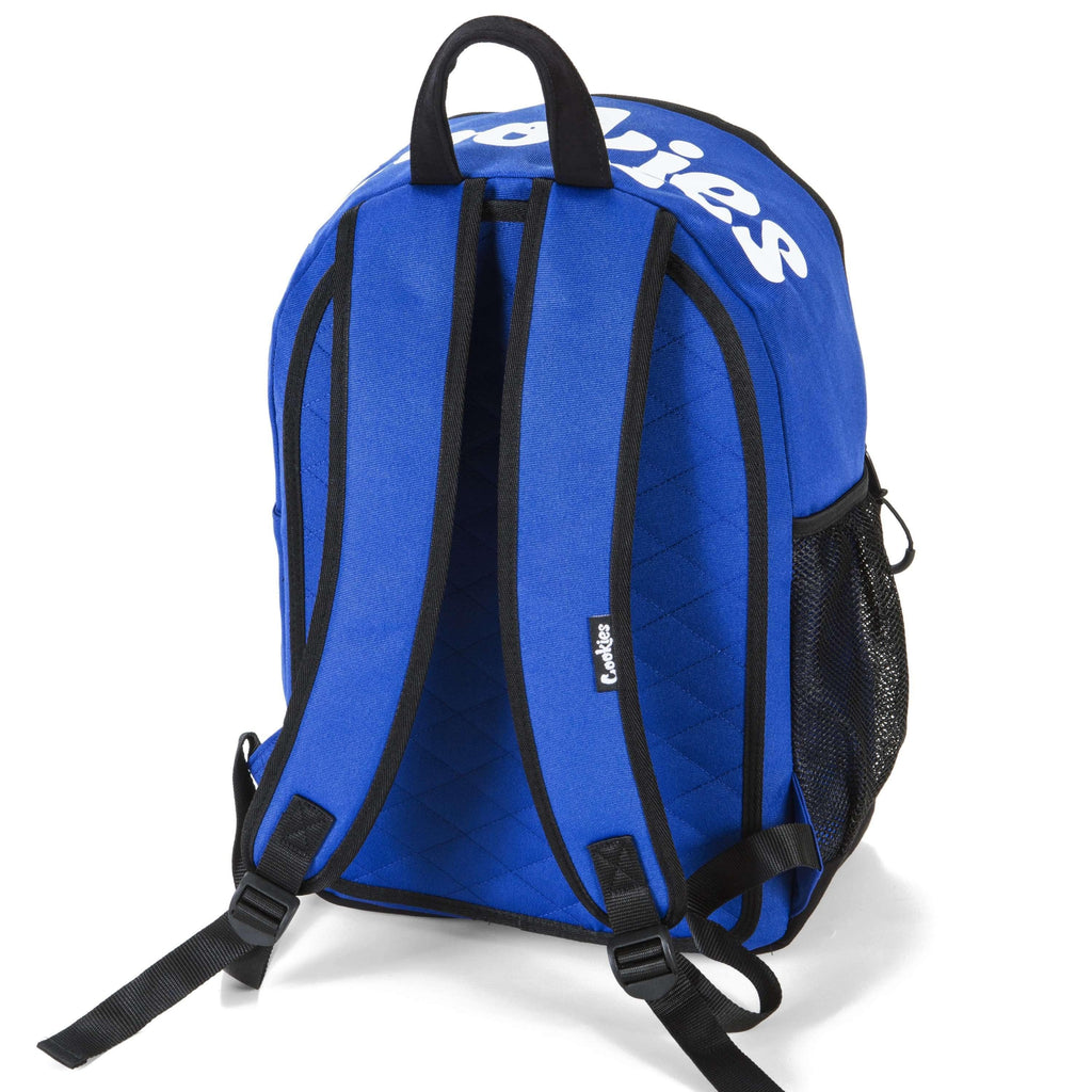 Cookies SF Commuter Smell Proof Backpack - Blue | The710Source.com