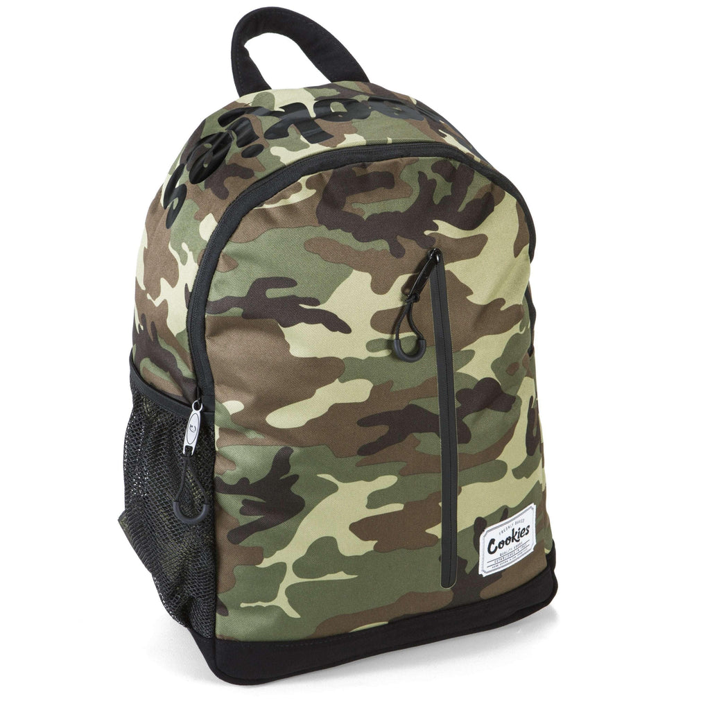 Cookies SF Commuter Backpack - Camo | The710Source.com