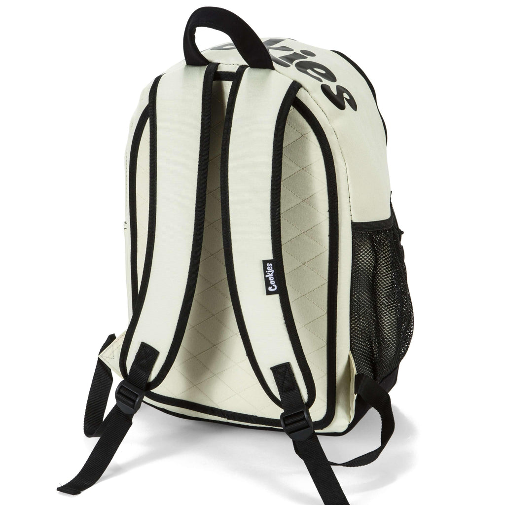 Cookies SF Commuter Smell Proof Backpack - Cream | The710Source.com