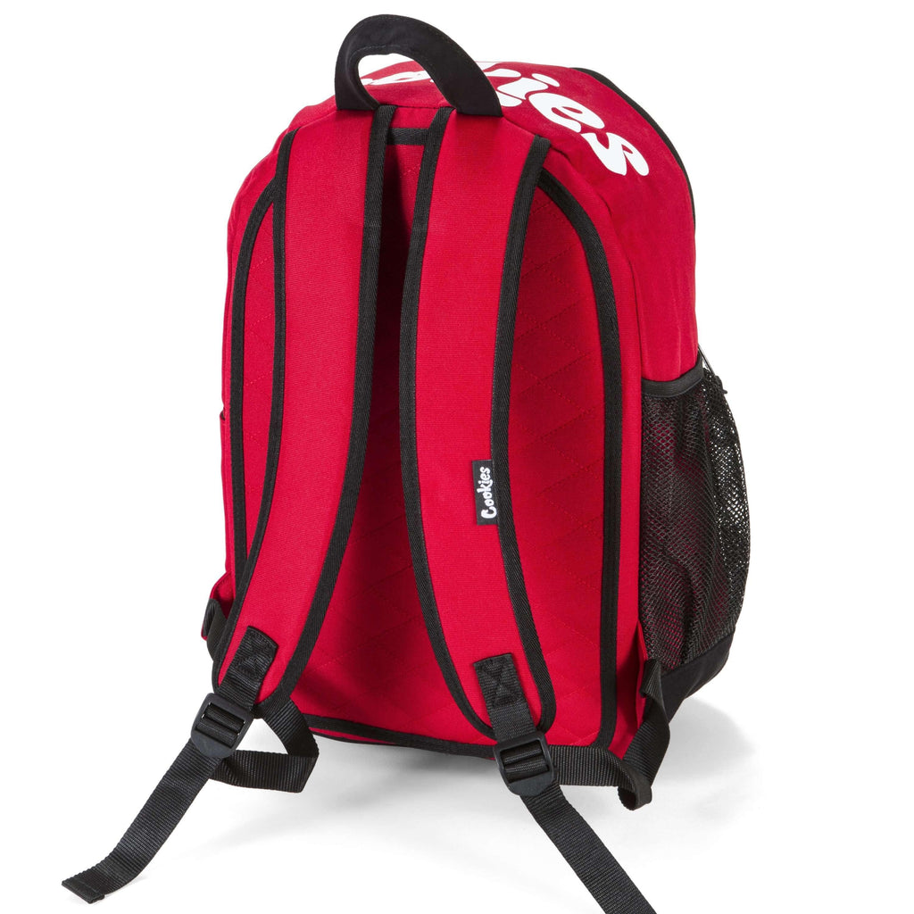 Cookies SF Commuter Smell Proof Backpack - Red | The710Source.com