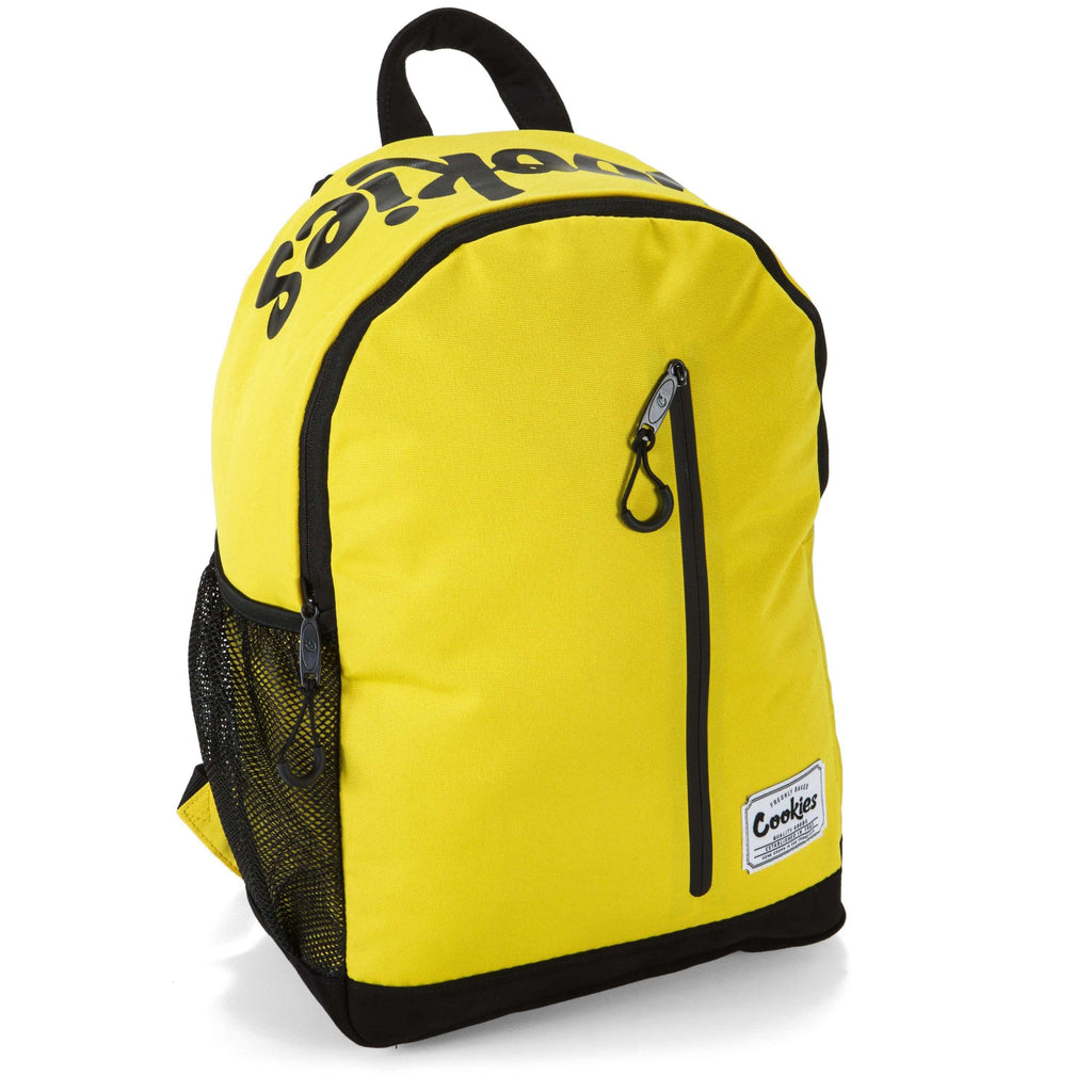 Cookies SF Commuter Backpack - Yellow | The710Source.com