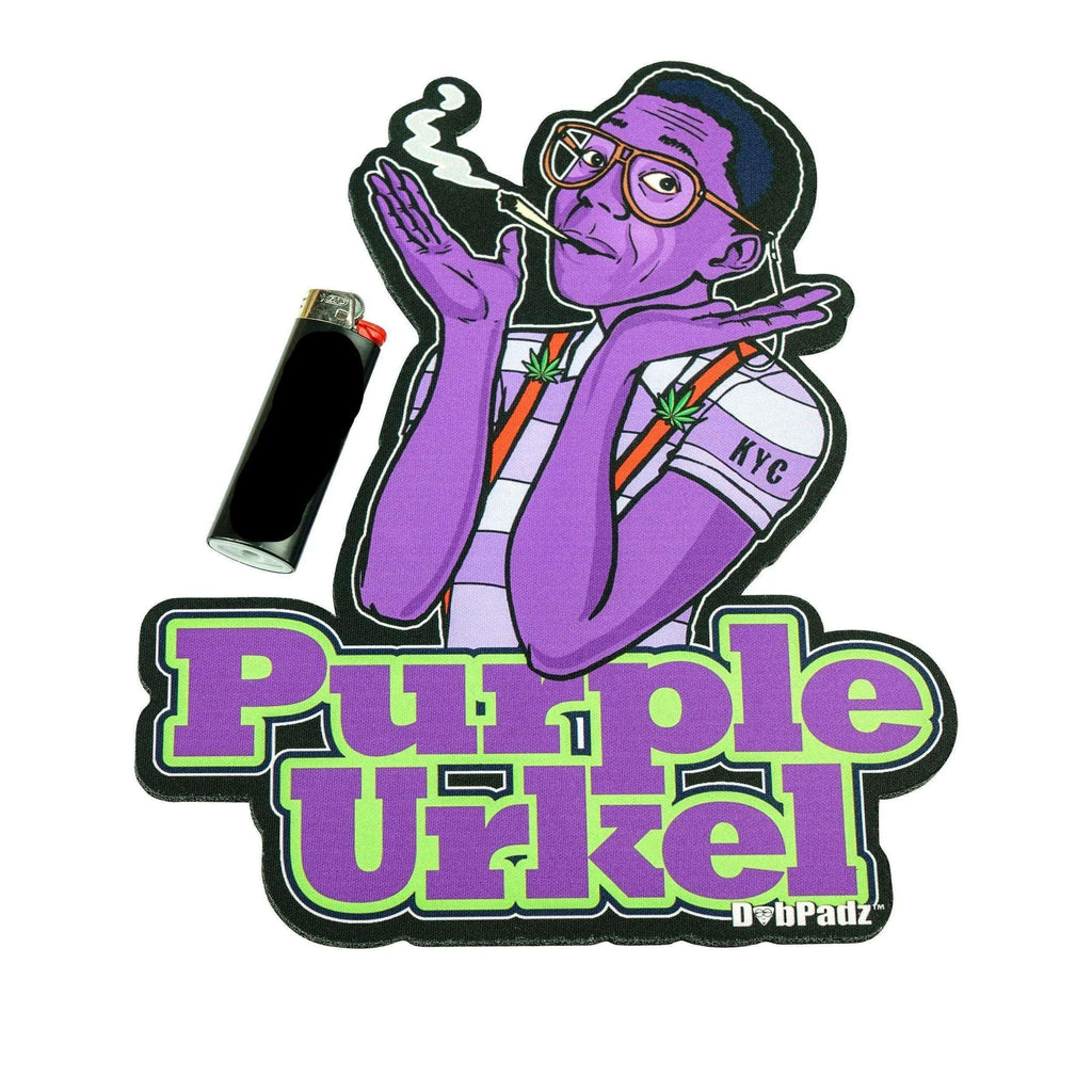 DabPadz Purple Urkle Dab Mat | The710Source.com