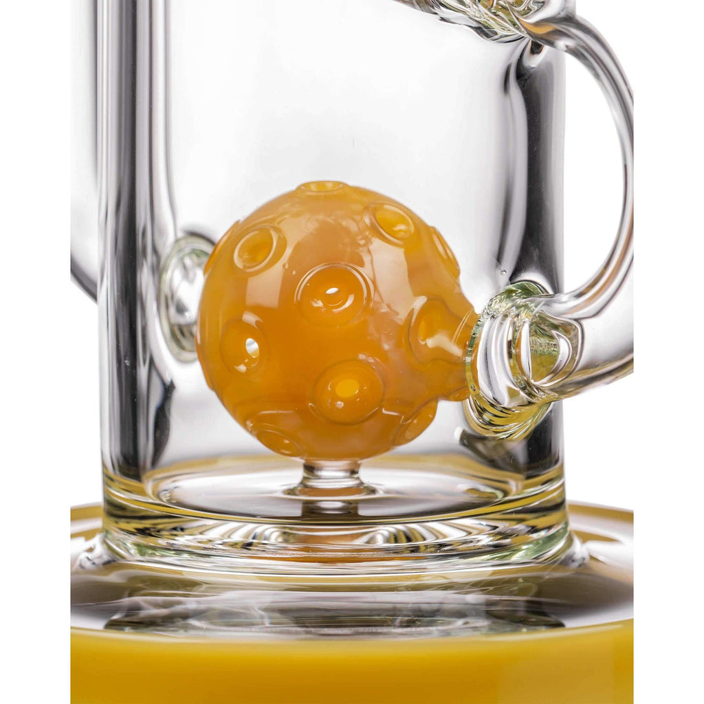 Diamond Glass Ball Perc Incycler Dab Rig Water Chamber | The710Source.com