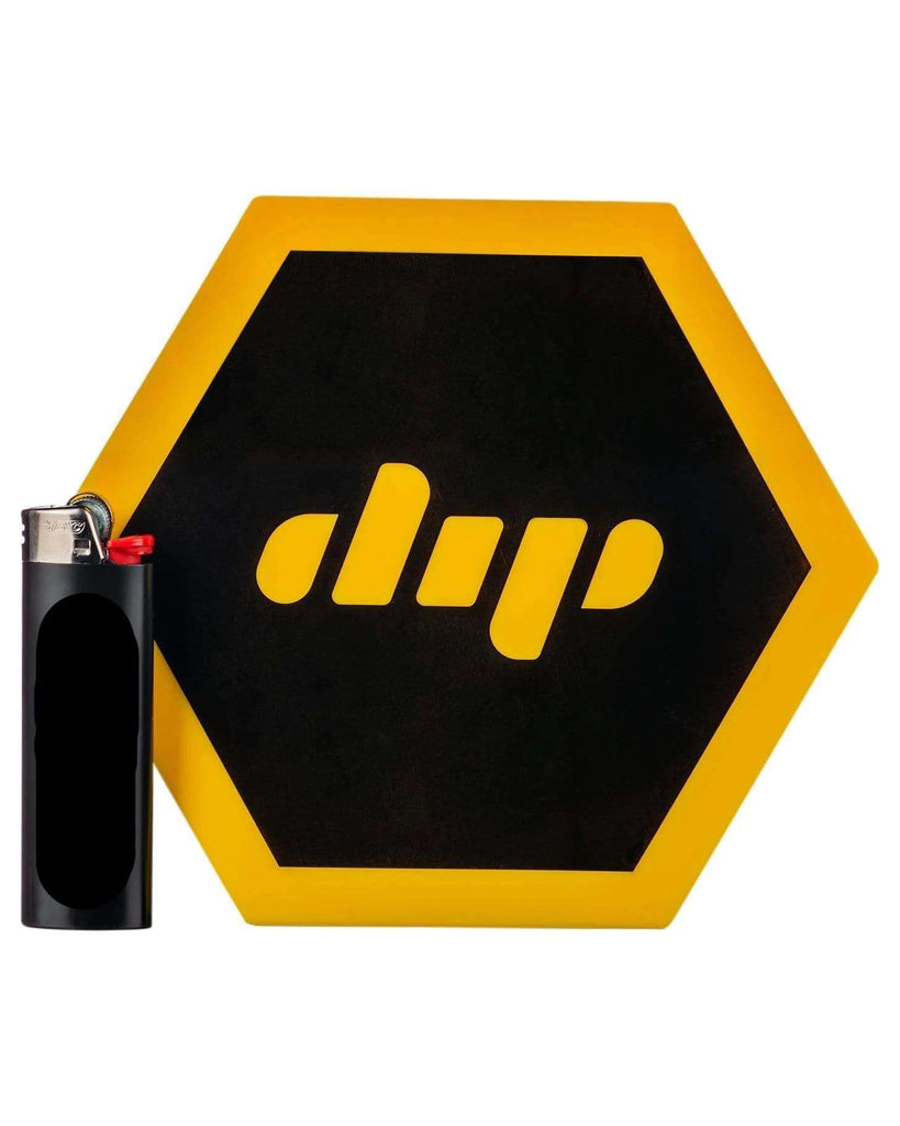 Dip Devices Small Hexagon Dab Mat | The710Source.com
