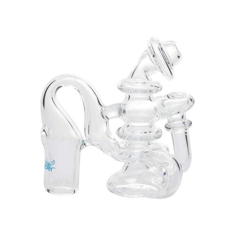 Dr. Dabber Glass Recycler Pendant | The710Source.com